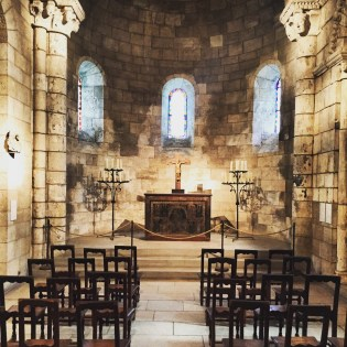 Chapel in The Cloisters
