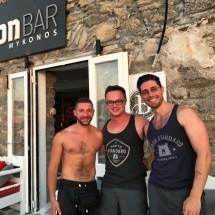 Babylon Bar and Alex