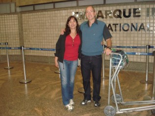 Embarque Internacional depois de 4 anos