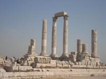 Templo de Hércules / Grande Templo de Amã - cartão postal da cidade