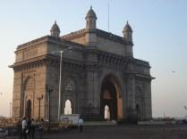 GateWay of India. Agora com os olhos de despedida aind mais bonito