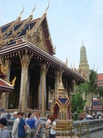 Wat Phra Keow (Templo do Buda de Esmeralda).