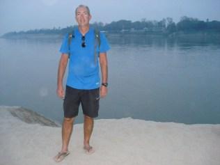 Mekong – do outro lado a Tailândia