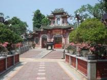 Phuc Kie Assembly Hall – construída por mercadores chineses para a deusa do mar protetora dos marinheiros