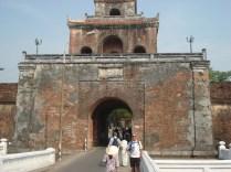 Primeiro portão de entrada da Cidade Imperial
