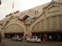 Dong Xuan Market – mais do mesmo. Mercado com três andares que é o mercado coberto mais antigo e maior da cidade.