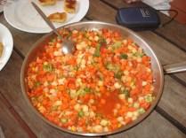 Muitos legumes