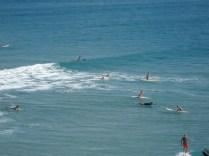 E ainda mais surfistas