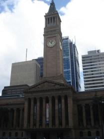 City Hall, Clocktower – torre do relógio que pode ser visitada.