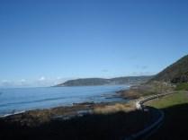 A caminho de Anglesea