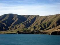 Vistas do ferry