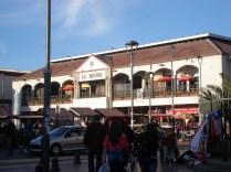 O mercado de La Serena cheio de comidinhas e artesanatos do norte do Chile que parecem um pouco peruanos