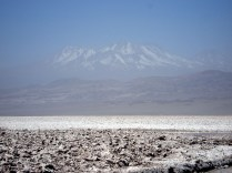 E ao fundo os Andes