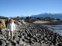E as praias são cheias de pedras
