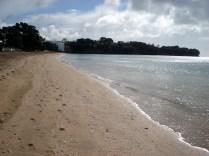 Essa é a praia de Devonport