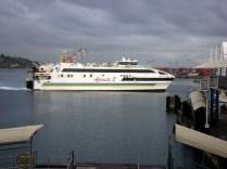 Ferry para Moreia