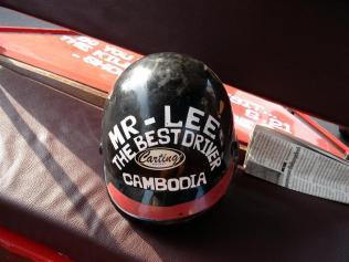 Mr Lee, o melhor motorista do Camboja