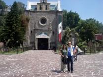 A capela original onde ficou hospedada a N.Sra até seu santuário ficar pronto