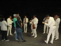O povo mexicano ama os mariachis e este e o reduto deles
