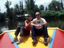 Nós no barco