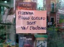 Até aqui tem Paulo Coelho