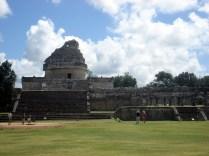 Observatório El Caracol – dedicado ao estudo da astronomia que os maias dominavam