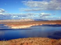 Tudo isso é o Lake Powell