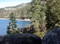 A combinação lago, floresta alpina deixa tudo mais lindo