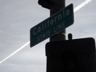 Fronteira da Califórnia