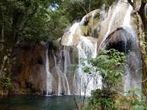 E essa a melhor cachoeira: Buraco do Macaco