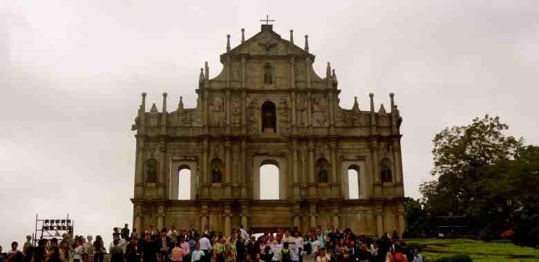Macau: Not the Las Vegas of Asia