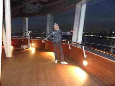 Observatory of Enoshima Sea Candle