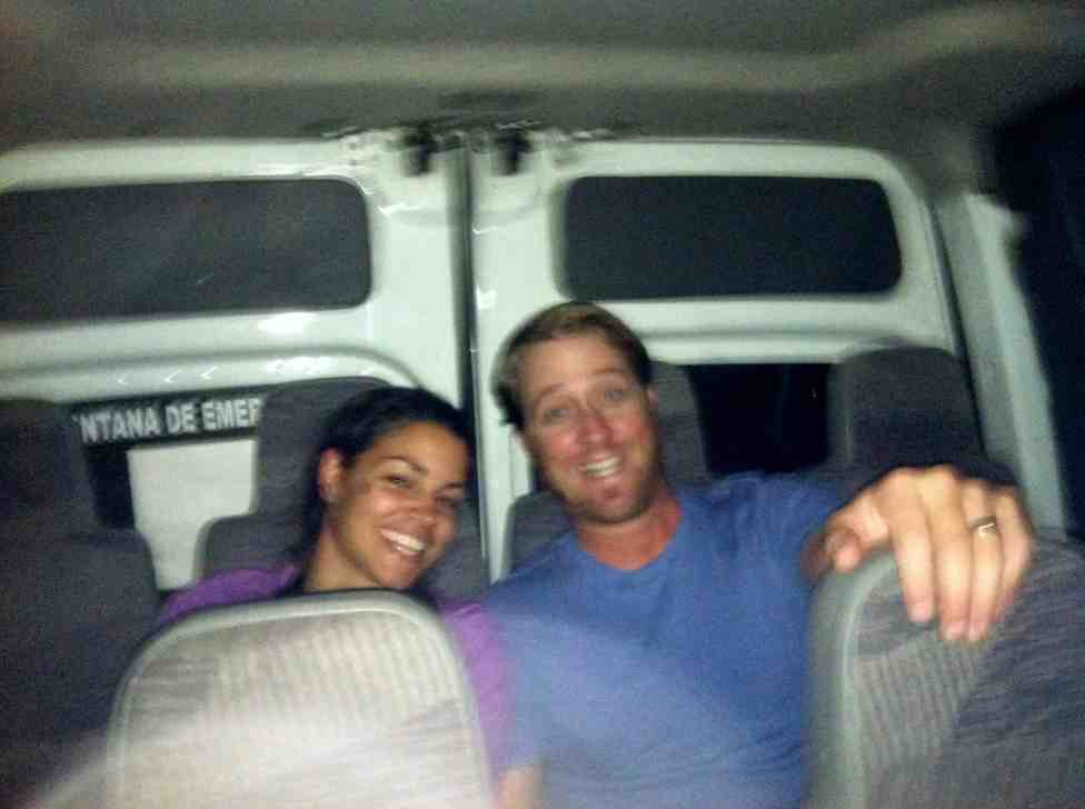 2 hr ride from Ollantaytambo back to Cusco for an overnight bus