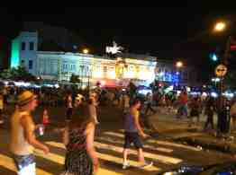 Street party in Lapa