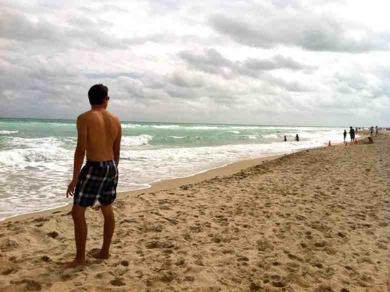 Return to the USA for Miami Sun and Fun