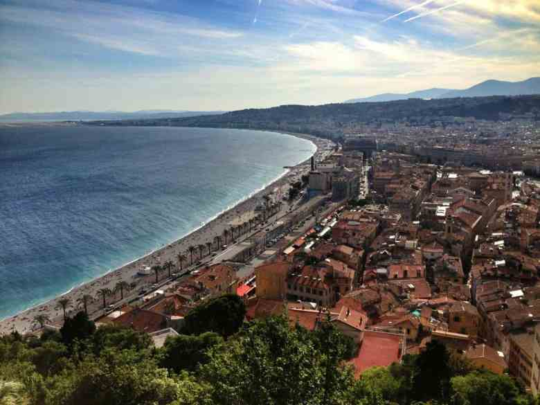 Locked Up Luggage and Transit Strikes in Nice