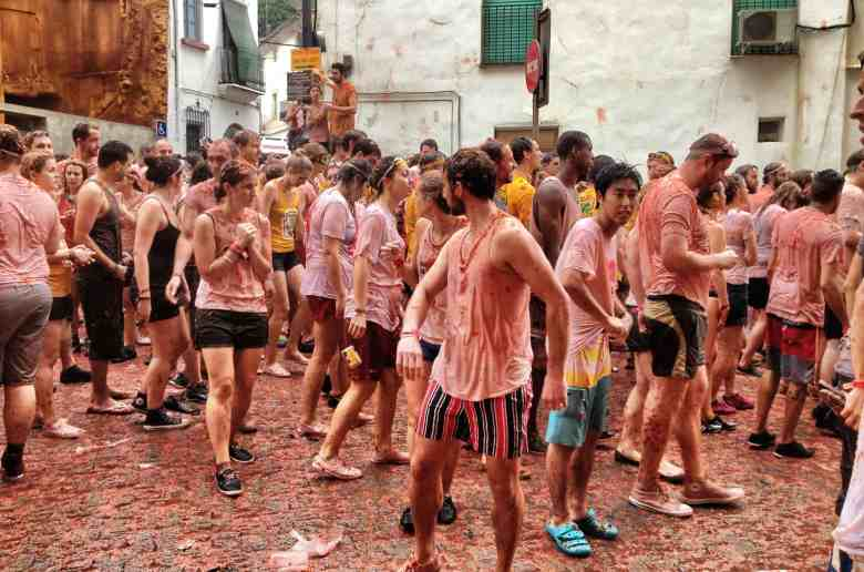 Spain's La Tomatina: Tips for All Those Tomatoes