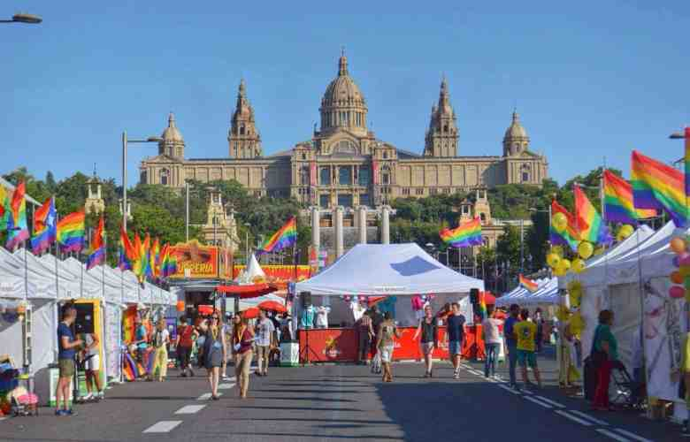 5 Fantastic Gay Summer Events & Activities in Barcelona