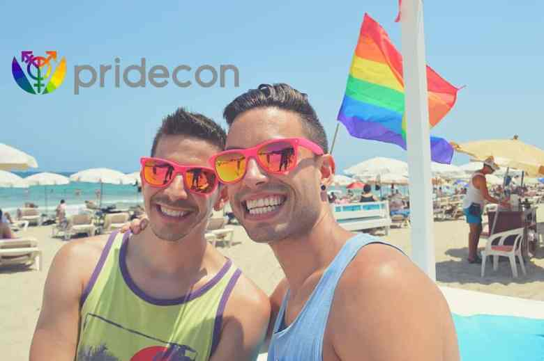 Join Two Bad Tourists at Pride Con in California this July