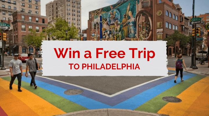 Win a Free Trip to Philadelphia