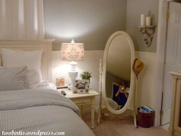 Remodelaholic Pottery Barn Inspired Master Bedroom Makeover