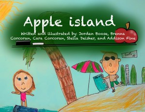 Apple island cover