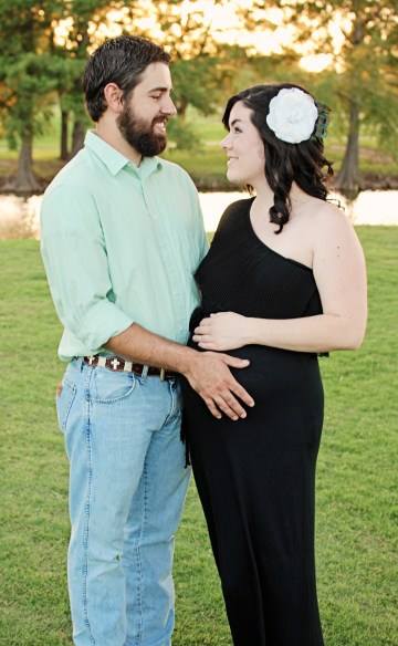 Jaclyn & Adam {Maternity} | Two Birds One Stone Wedding | Abilene, Texas Photographer