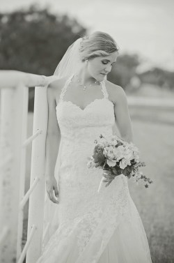 Lauren's Bridals | Fairway Oaks Country Club | {Two Birds One Stone}