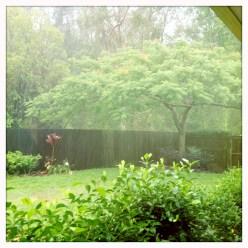 The rain keeps coming