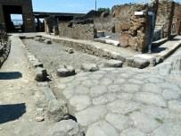Ancient roads of Pompeii