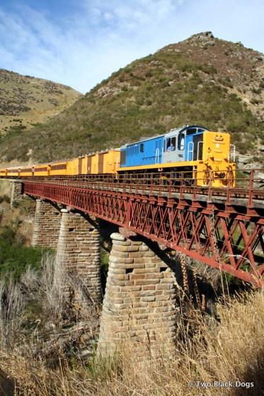 Taieri Gorge Railway, Dunedin NZ