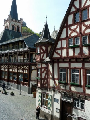The Alte Haus (old house), Bacharach
