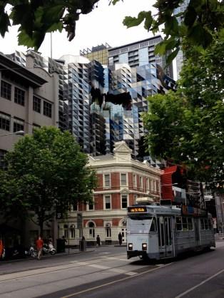 The RMIT Building, Melbourne