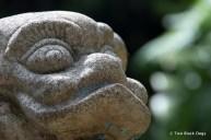 Statue at Mt Tamborine Botanic Garden